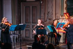 """Lonati Complete Sinfonias"" Concert at the Polish Institute of Rome (12.20018)"