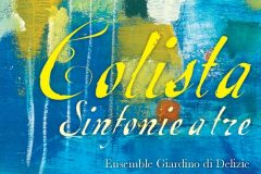 Concert and Cd presentation Colista: Sinfonie a tre