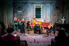 """Gems of the Polish Baroque"" Concert at the Polish Institue of Rome (03.2020)"