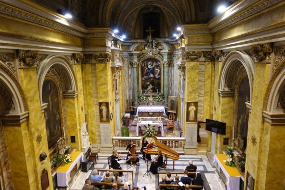 St. Stanislao Church, Rome (I)